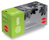 (80310)  Тонер-картридж лазерный CACTUS CS-EP22 для принтеров CANON LBP-250/ 350/ 800/ 810/ 1110/ 1110SE/ 1120 2500 стр.