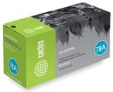 (3330127) Картридж лазерный CACTUS CS-CE278A черный для принтеров HP LaserJet P1566/ P1606w,  2100 стр.