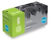 (80313) Картридж лазерный CACTUS CS-C4092A черный для принтеров HP LaserJet 1100/ 3200/ 3220 2500 стр.