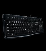 (81674) Клавиатура Logitech Keyboard K120 USB (920-002522)