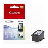 (62112) Картридж струйный Canon CL-513 многоцветный для MP240/MP260/MP480