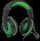 (177732)  Гарнитура Defender Warhead G-300 игровая, зеленая - фото 13160